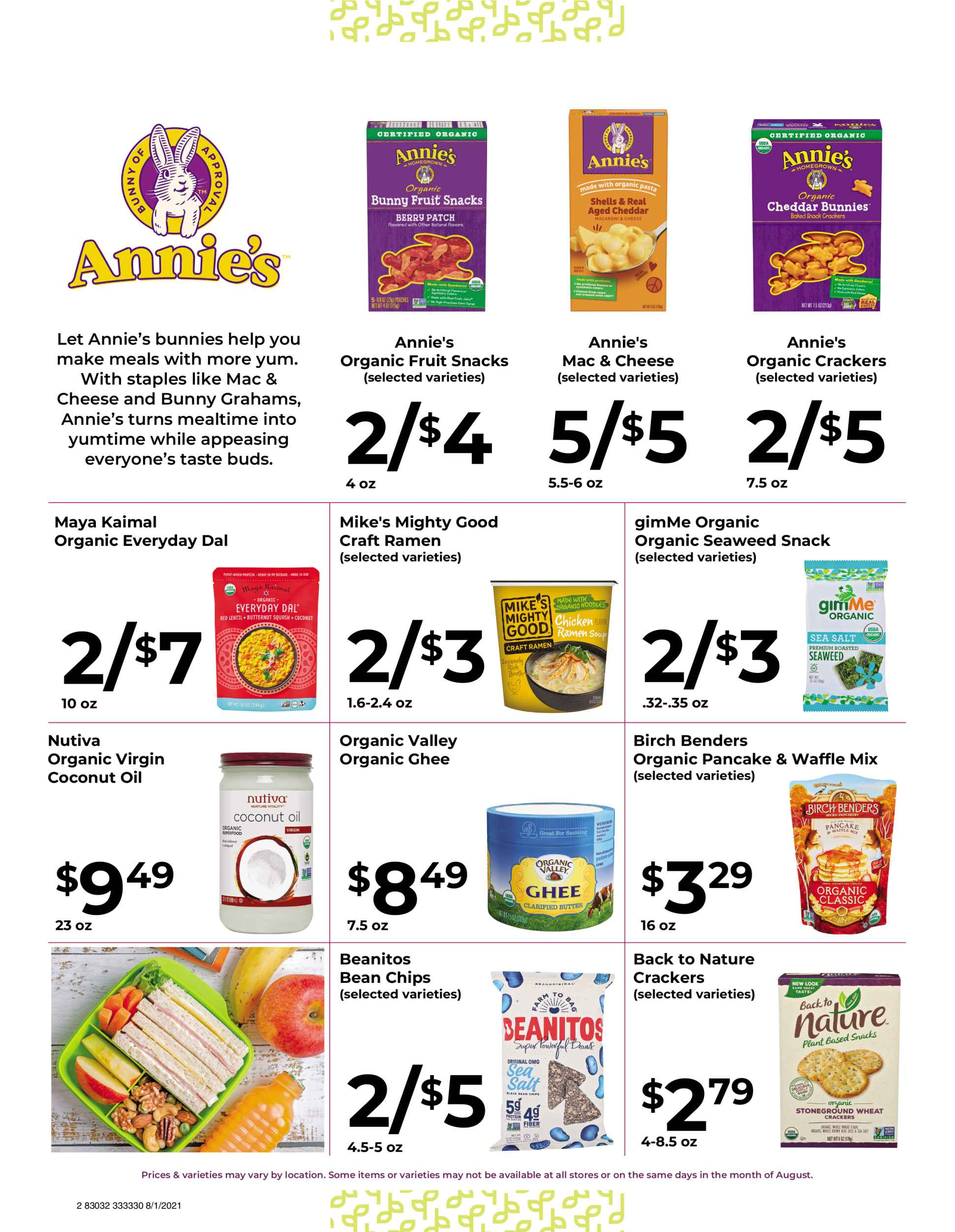 Natures pick market monthly sale page 2