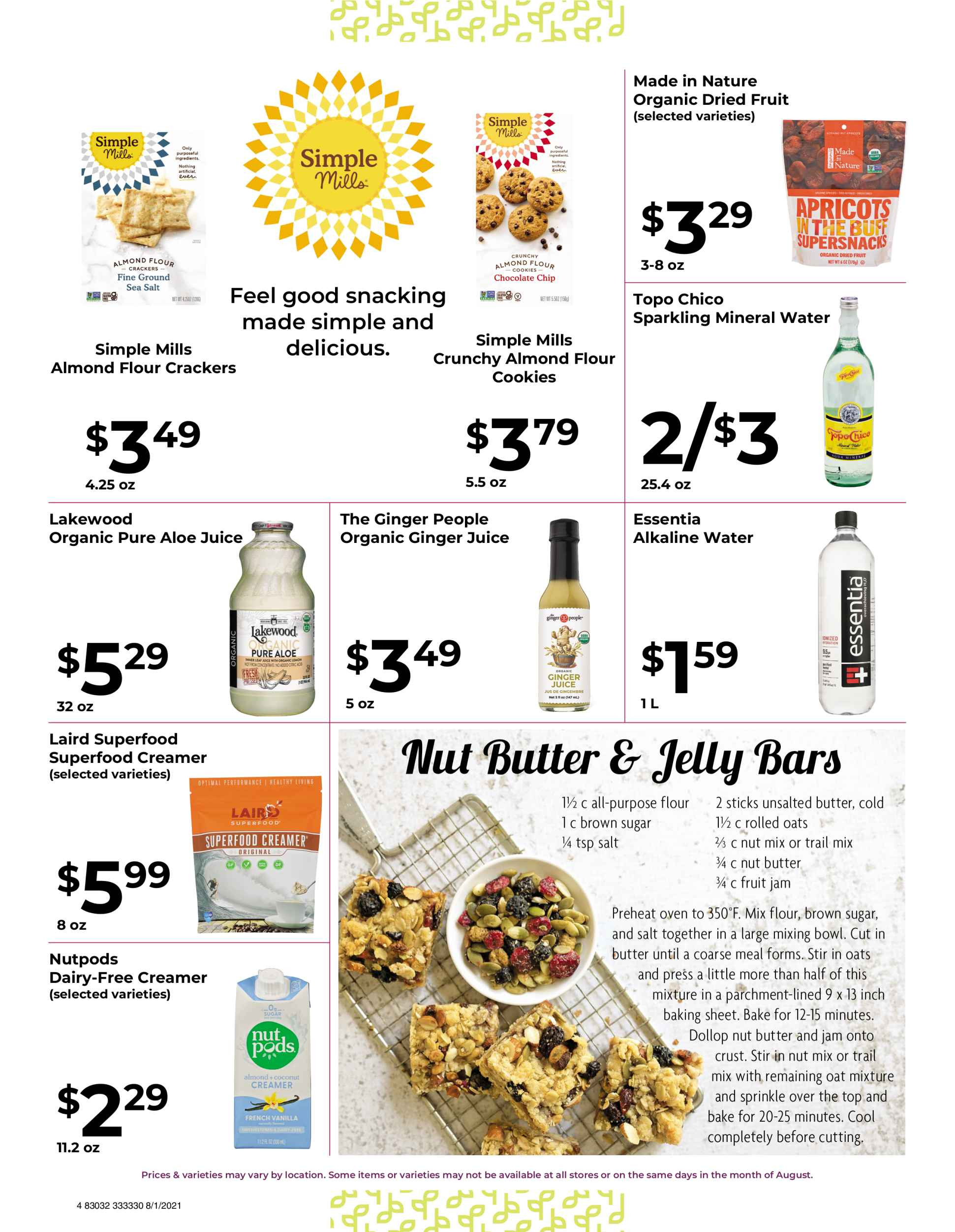 Natures pick market monthly sale page 4